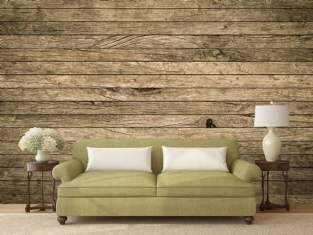 Photo wallpaper Vintage Aged Wooden